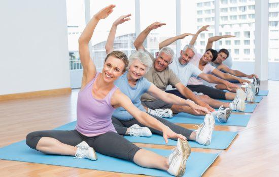 Sport für Senioren, Lörrach